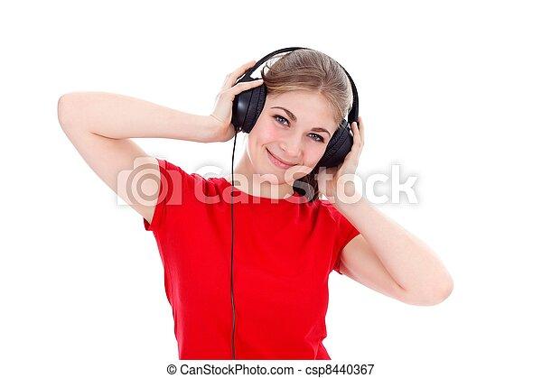música, tempo - csp8440367