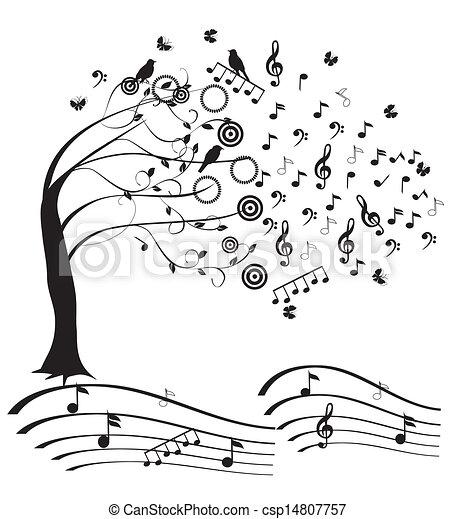 música - csp14807757