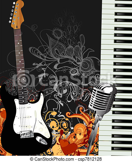 música - csp7812128