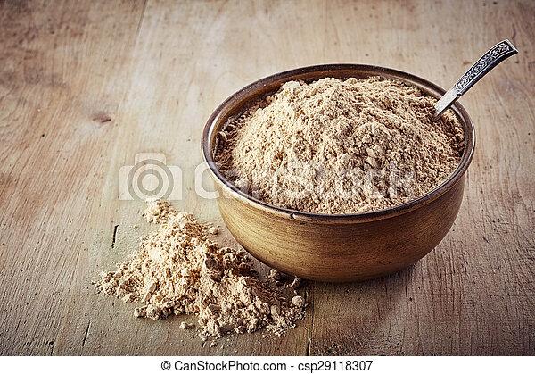 maca powder - csp29118307