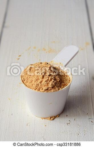 maca root powder - csp33181886