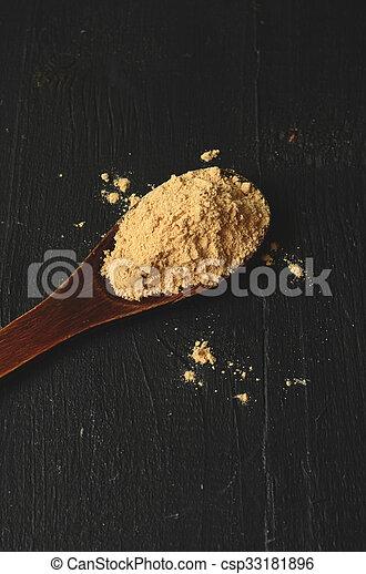 maca root powder - csp33181896