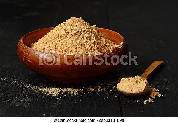 maca root powder - csp33181898