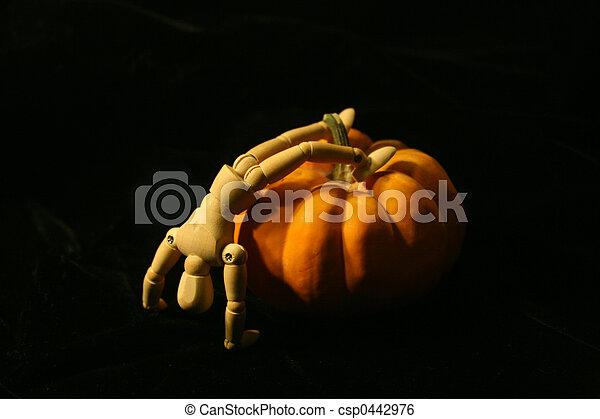 Macabre Woody - csp0442976