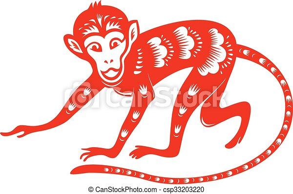macaco - csp33203220