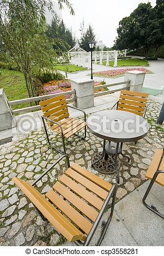macao, casas, museo, marca famosa, taipa - csp3558281