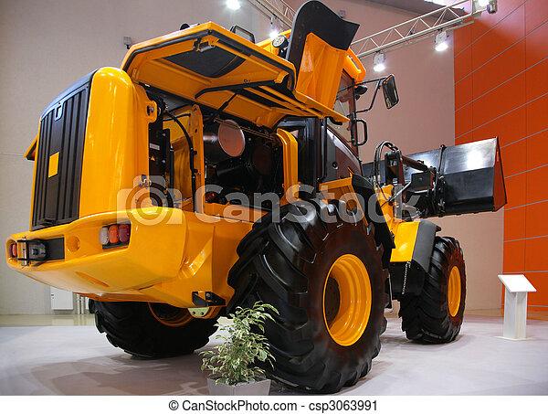 macchinario agricolo - csp3063991
