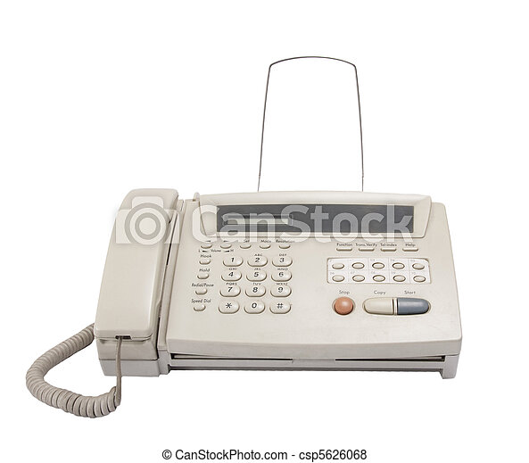 machine, fax - csp5626068