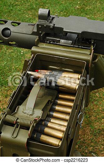 machine gun ammo - csp2216223
