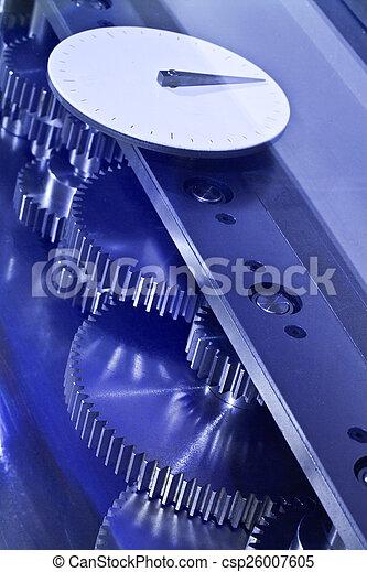 machine, temps - csp26007605