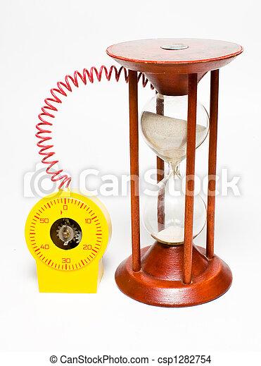 machine, temps - csp1282754