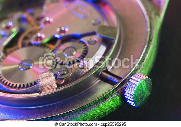 machine, temps - csp25595295