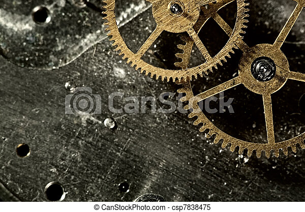 machine, vendange, intérieur, temps, vue - csp7838475