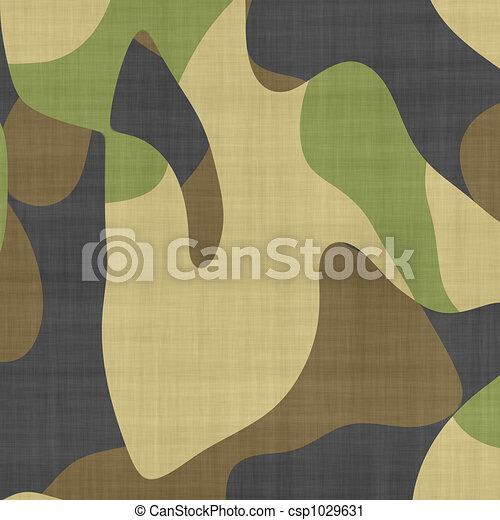 macro, camouflage - csp1029631
