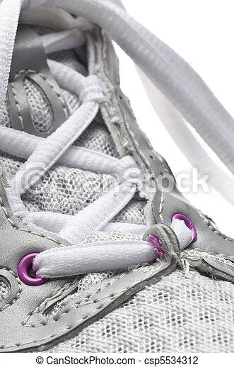 macro, chaussure - csp5534312