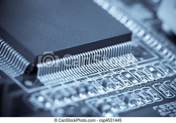 macro, microchip - csp4531445