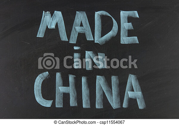 Made in china - csp11554067