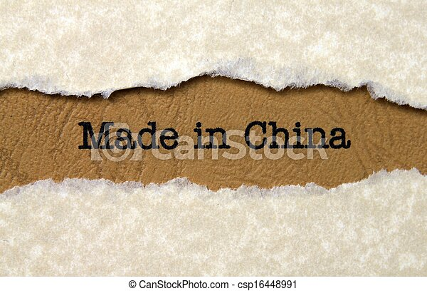 Made in China - csp16448991