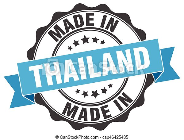 made in thailand round seal vectors search clip art illustration rh canstockphoto ie sell vectors seal victoria secret