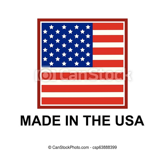 made in the usa - csp63888399