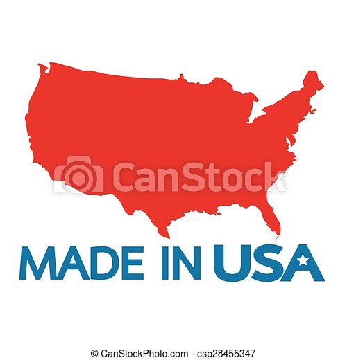 Made in the USA - csp28455347