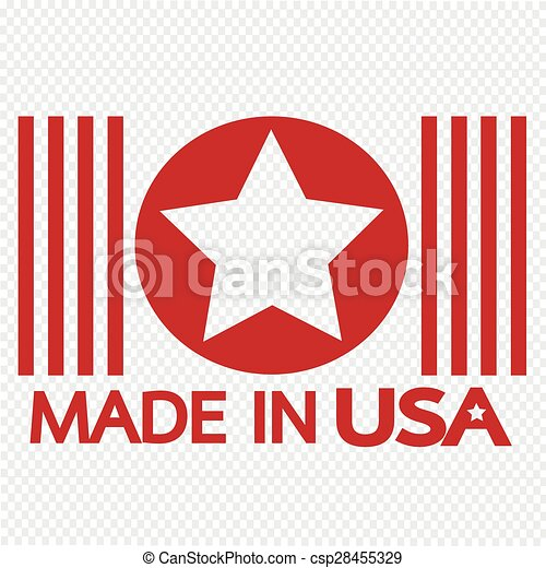 Made in the USA - csp28455329