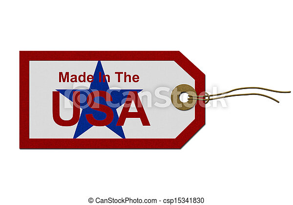 Made in the USA - csp15341830