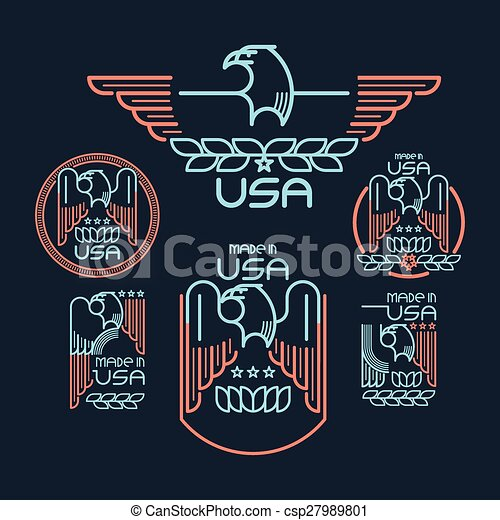 Made in the USA - csp27989801