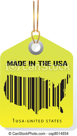 Made in USA - csp8014934