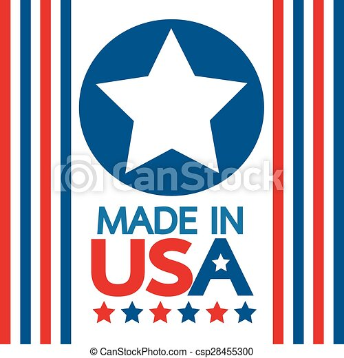 Made in USA - csp28455300