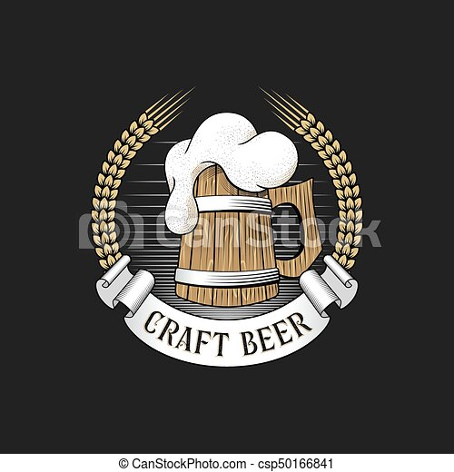 Madeira Assalte Cerveja Arte Cevada Ears Logo Cervejaria