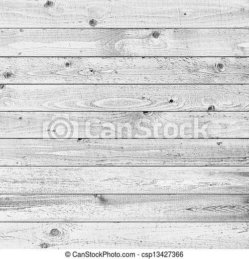 madeira, cinzento, parquet - csp13427366