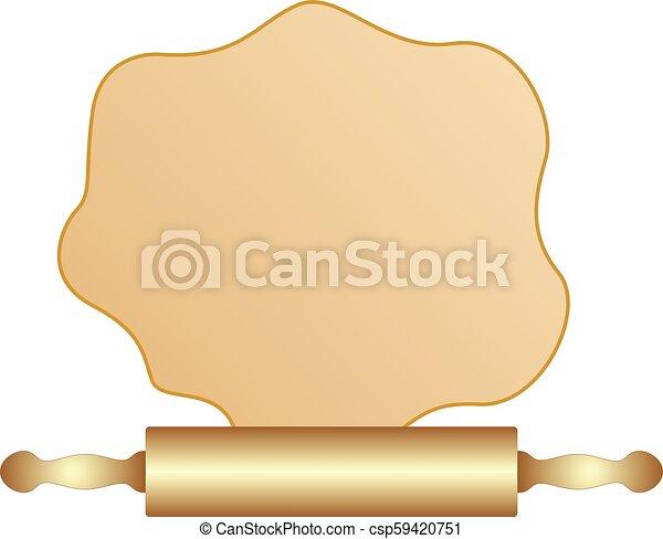 madeira, rolando, assando, pin., ingrediente - csp59420751