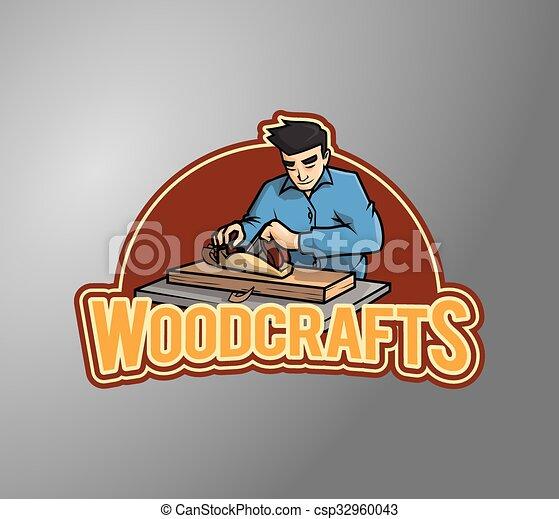 Una nave de madera - csp32960043