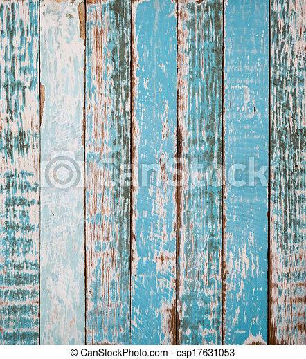 Un fondo colorido de madera - csp17631053