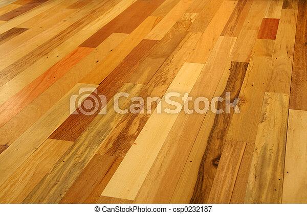 Piso de madera - csp0232187