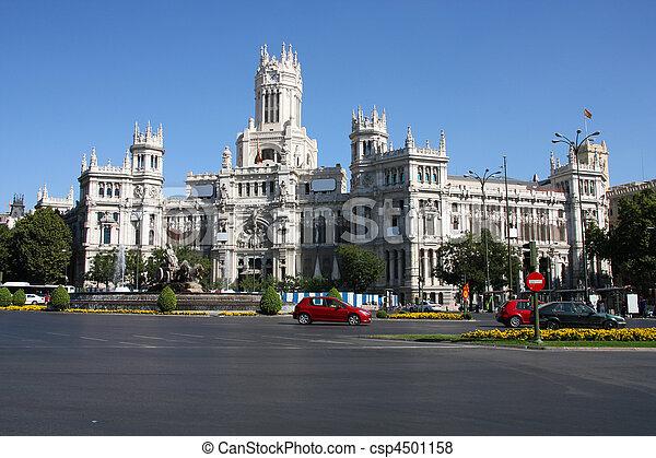 Madrid - csp4501158