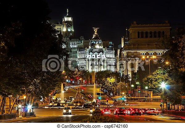 Madrid - csp6742160