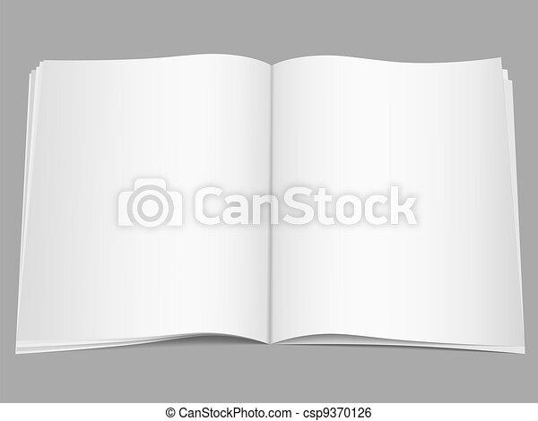 Magazine - csp9370126