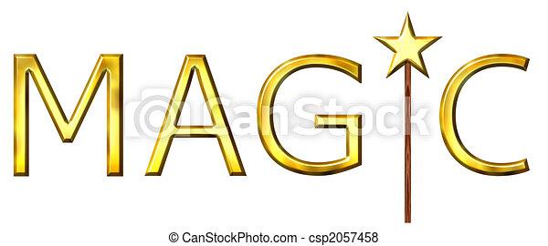 magia - csp2057458
