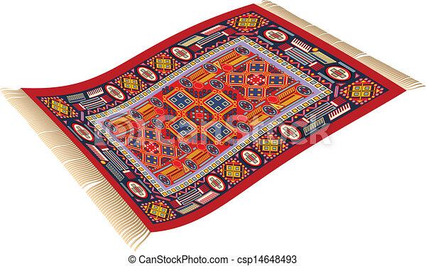 Magic Carpet Illustration Of Magic Carpet Flying Carpet