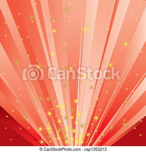 Magic Light - csp1353213