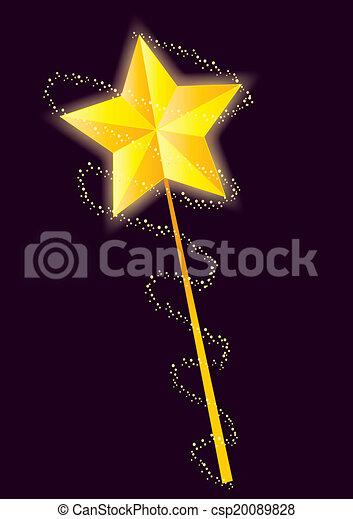 magic wand - csp20089828