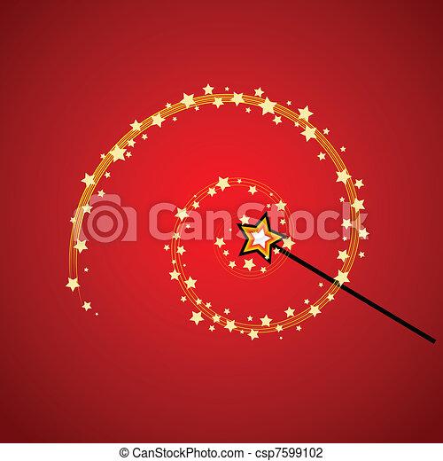 magic wand - csp7599102