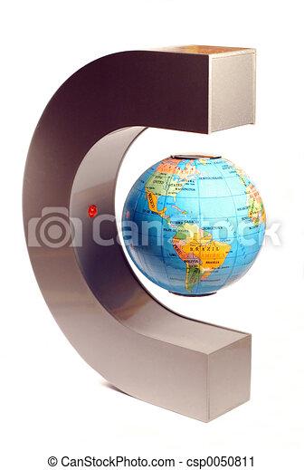 Magnetic Globe - csp0050811
