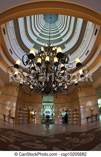 Magnificent hall of dear hotel - csp10205682