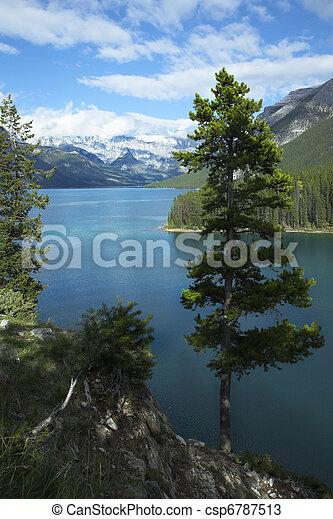 Magnificent landscape. - csp6787513