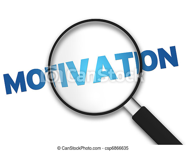 Magnifying Glass - Motivation - csp6866635