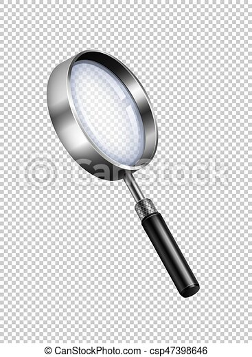 Magnifying Glass Clipart Transparent Background