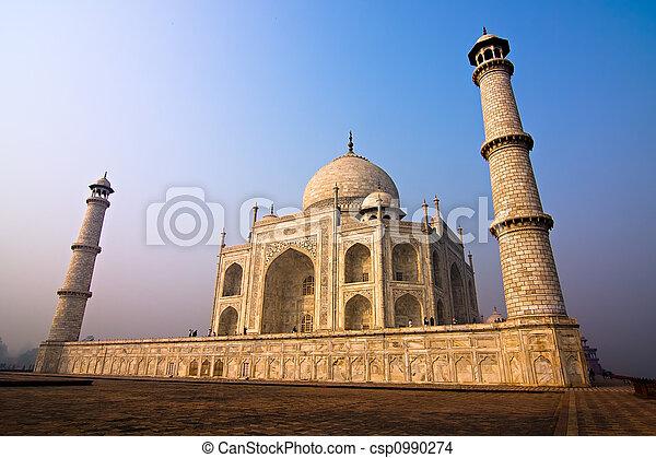 Taj Mahal - csp0990274